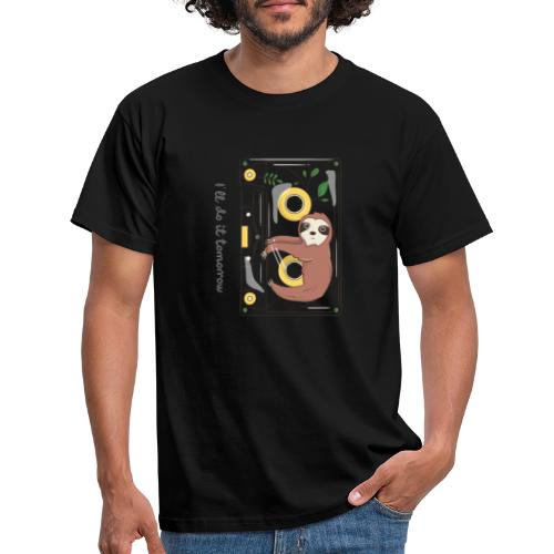 I'll Do It Tomorrow - T-shirt herr
