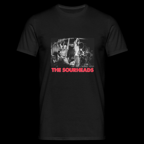 The Sourheads Live in London Tshirt - Men's T-Shirt