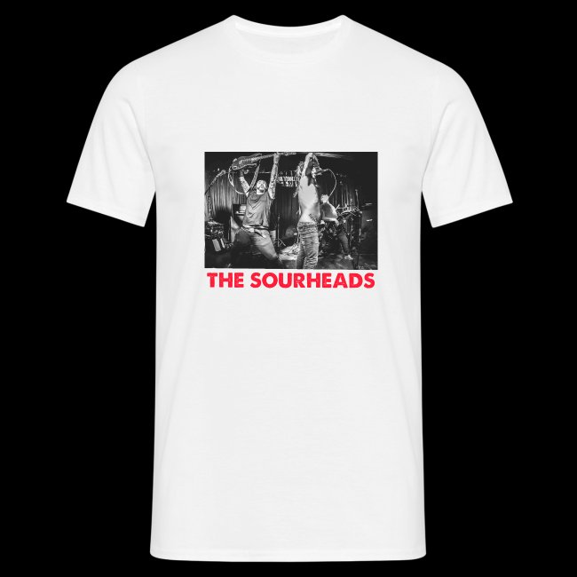 The Sourheads Live in London Tshirt