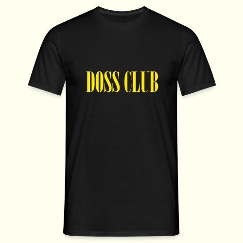 Doss Club Onyx - Men's T-Shirt