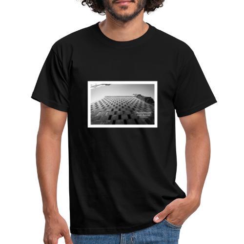 Place d'Armes, Hôtel de Ville - T-shirt Homme