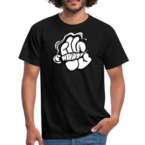 Smoking Hand - Men's T-Shirt