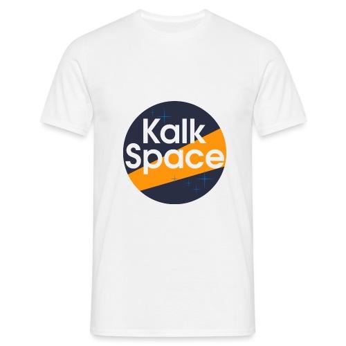 KalkSpace Logo - Männer T-Shirt
