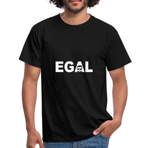 Egal Hipster - Männer T-Shirt