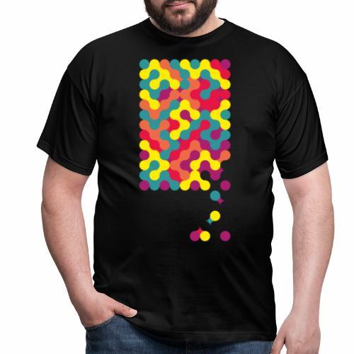 Falling ap-art - Men's T-Shirt
