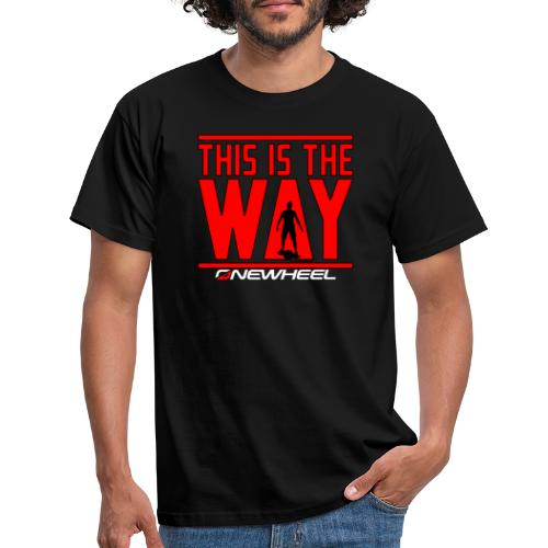 This Is The OneWheel Way - Herre-T-shirt