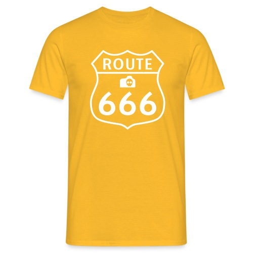 666 tshirt - Men's T-Shirt