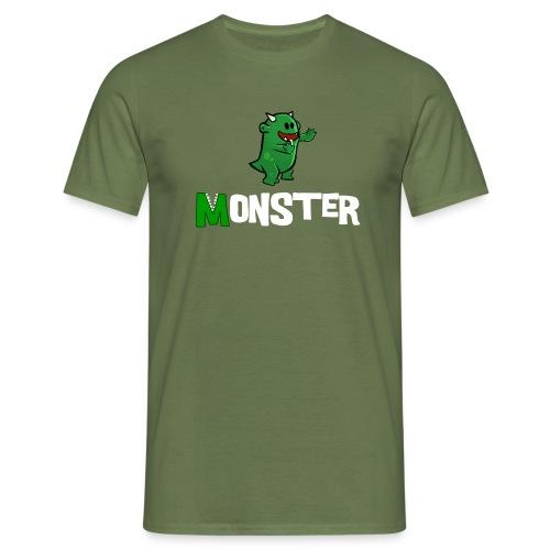 Monster - T-shirt Homme