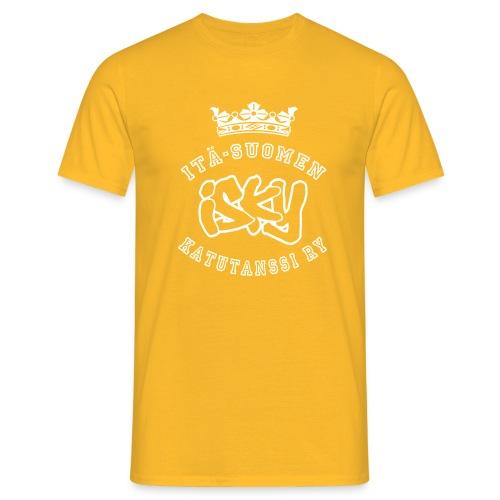 ISKY-logo - Miesten t-paita