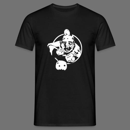 Professional Gambler (1c valkoinen) - Miesten t-paita