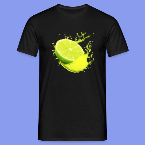 lime png - Men's T-Shirt