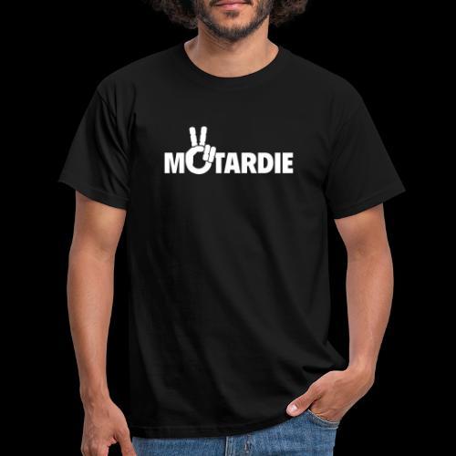 Motardie BLANC - T-shirt Homme