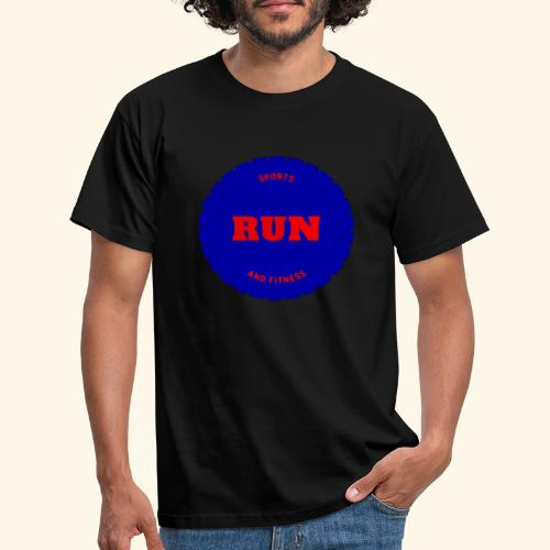 Run et fitniss - T-shirt Homme