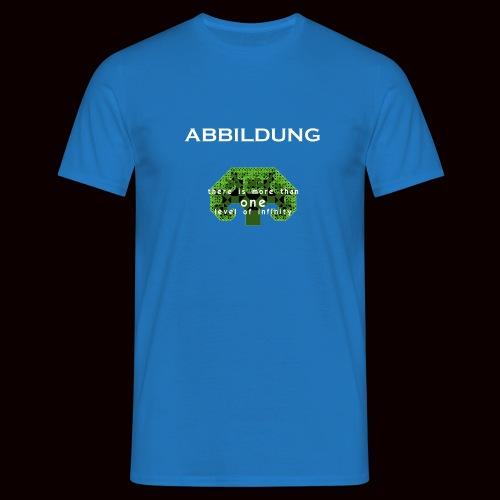 ABBILDUNG - There is more... - Mannen T-shirt