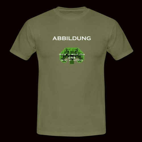 ABBILDUNG - There is more ... - Men's T-Shirt