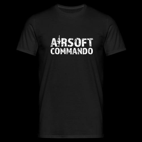 Airsoft Commando - Männer T-Shirt