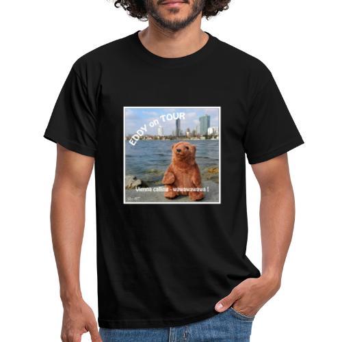 EDDY - Vienna calling - Männer T-Shirt