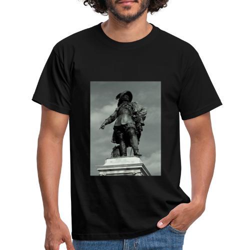 Gothenburg statue - T-shirt herr