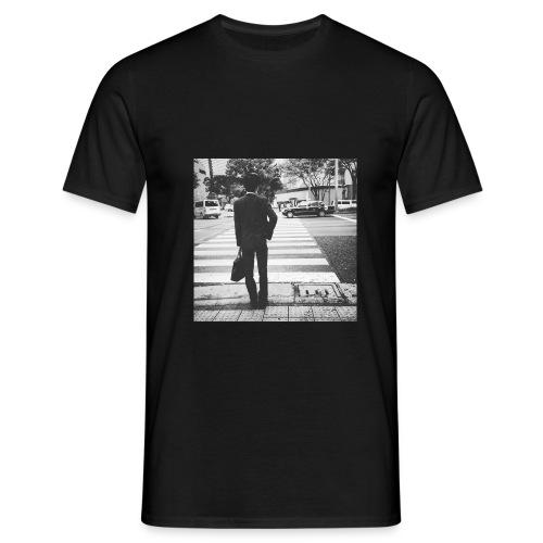hochzeitsfotograf_dresden - Männer T-Shirt