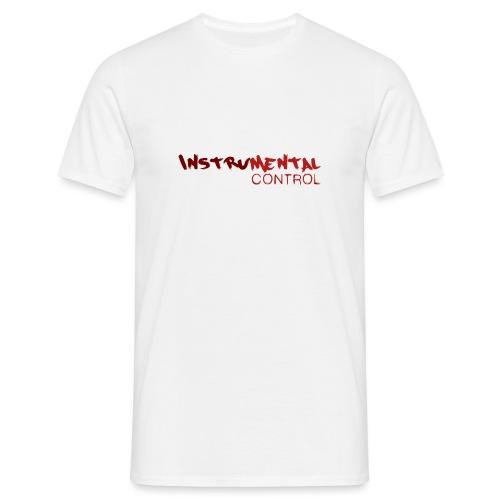 Controllo strumentale - Maglietta da uomo