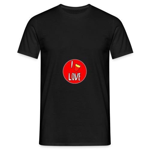 Papas Fritas - Camiseta hombre