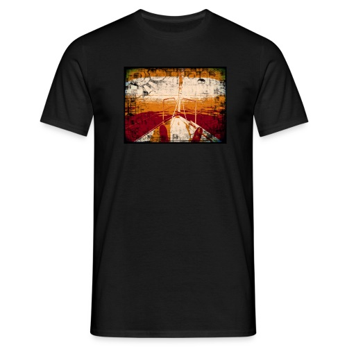SV Argo - Tranquil seas - Men's T-Shirt