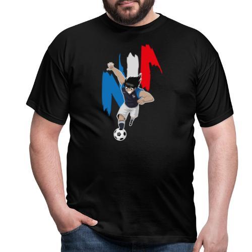 HYUGA FRANCE - COUPE DU MONDE - RUSSIE 2018 - T-shirt Homme