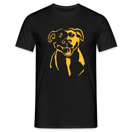 Staffordshire Bull Terrier - Miesten t-paita