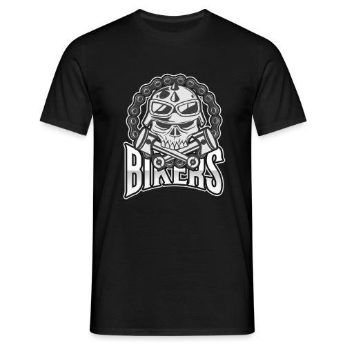 bikers new - T-shirt Homme