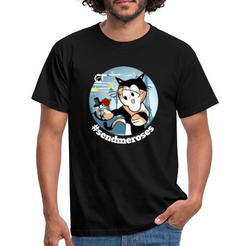 Astrokatze Jungfrau - Männer T-Shirt