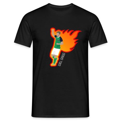 will grigg - Men's T-Shirt