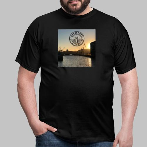 sundown gardefors - T-shirt herr