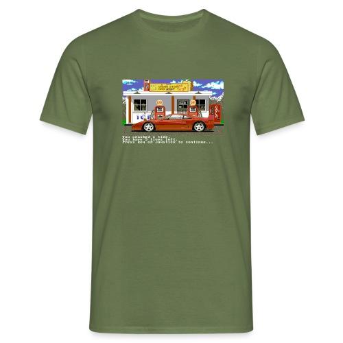 Test Drive - Männer T-Shirt