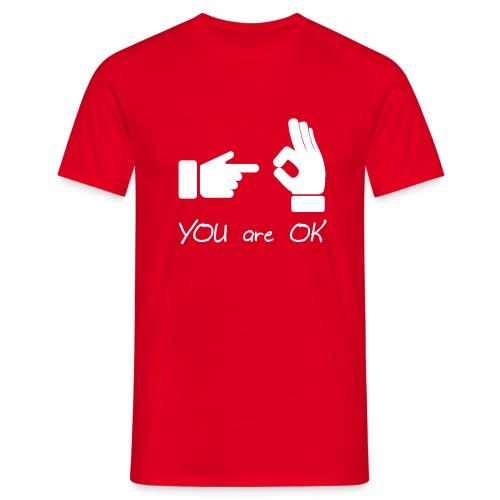 Tu vas bien (sexe, drôle) - T-shirt Homme