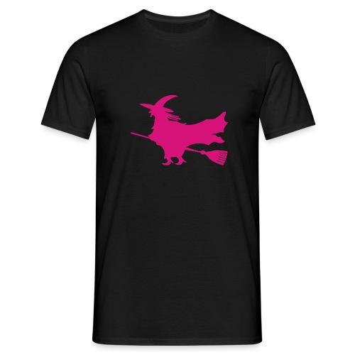 LOGO ROSA - Camiseta hombre
