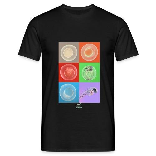 Zebra fish developmet T-shirt - Camiseta hombre