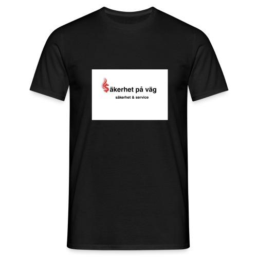 SakerhetPaVag - T-shirt herr