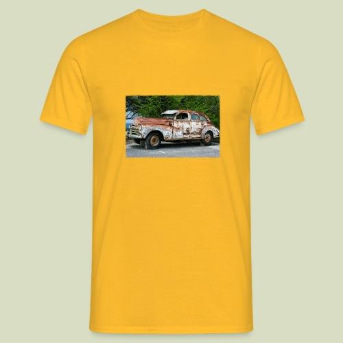 RustyCar - Miesten t-paita
