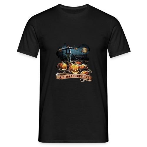 All hallows eve tshirt - Men's T-Shirt