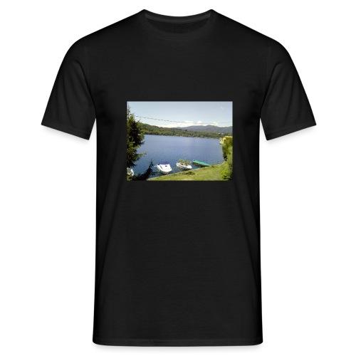 Lago - Maglietta da uomo