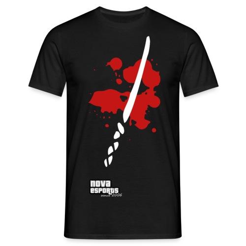 triad2trky black - Männer T-Shirt