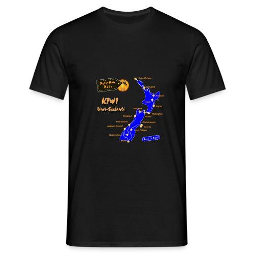 Kiwi-01 - Miesten t-paita