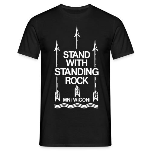Stand - Herre-T-shirt