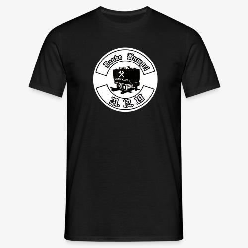 Danke kumpel Pottstyle - Männer T-Shirt