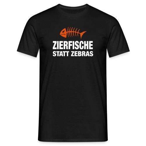 zierfisch - Männer T-Shirt