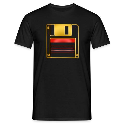 Vain yhden disketin tähden - Miesten t-paita