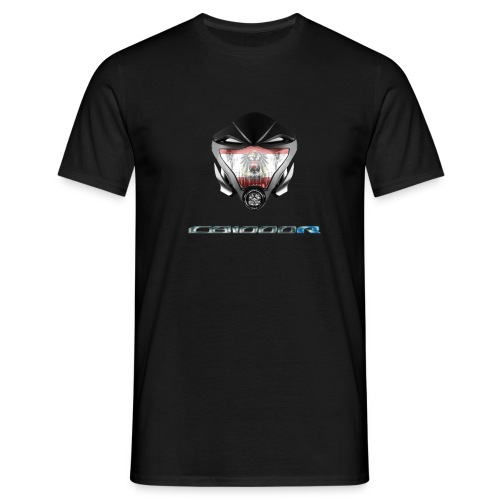 CB1000R Maske AT - Männer T-Shirt