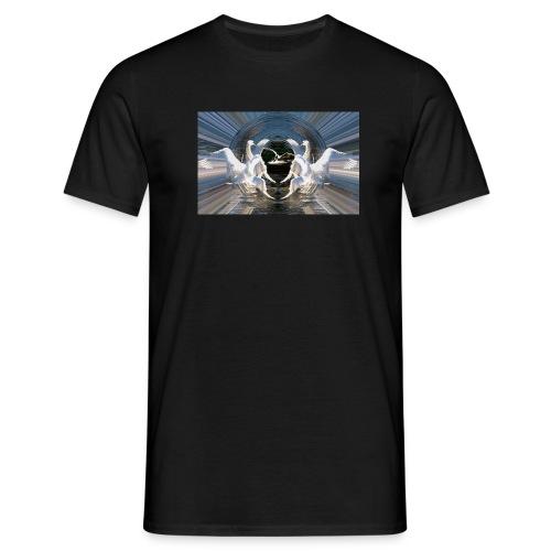 Swan Dream - Men's T-Shirt