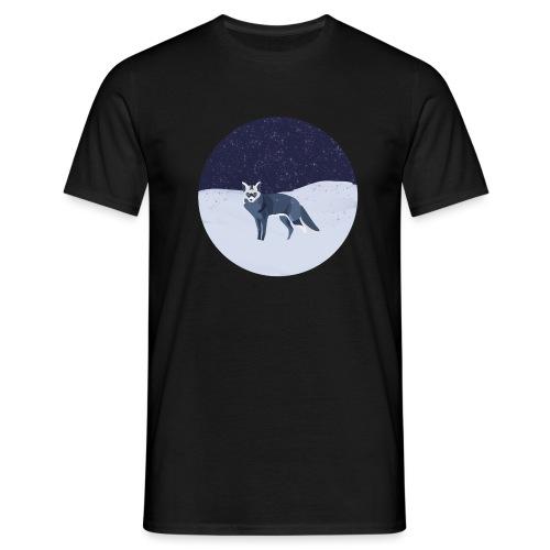 Blue fox - Miesten t-paita