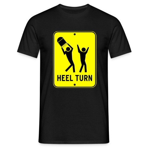 Heel Turn USA - Men's T-Shirt
